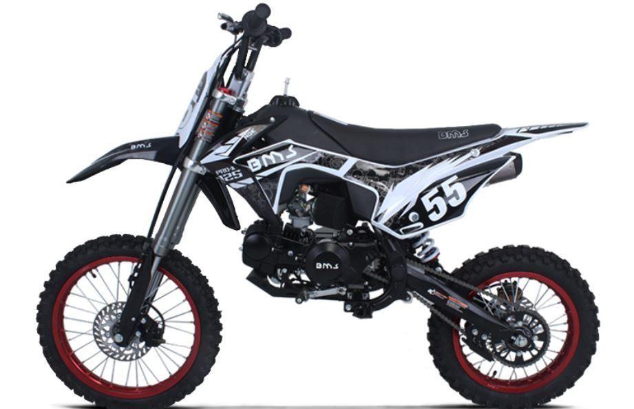 Bms Pro X 125 Dirt Bike 125cc 125 Dirt Bike Dirt Bike Bike