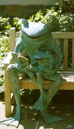 Statue In BrookGreen Garden Myrtle Beach, S.C.