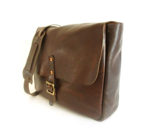 Mailman. Thick LeatherClassic LeatherLaptop BagsLeather ... ba06859b94a3e
