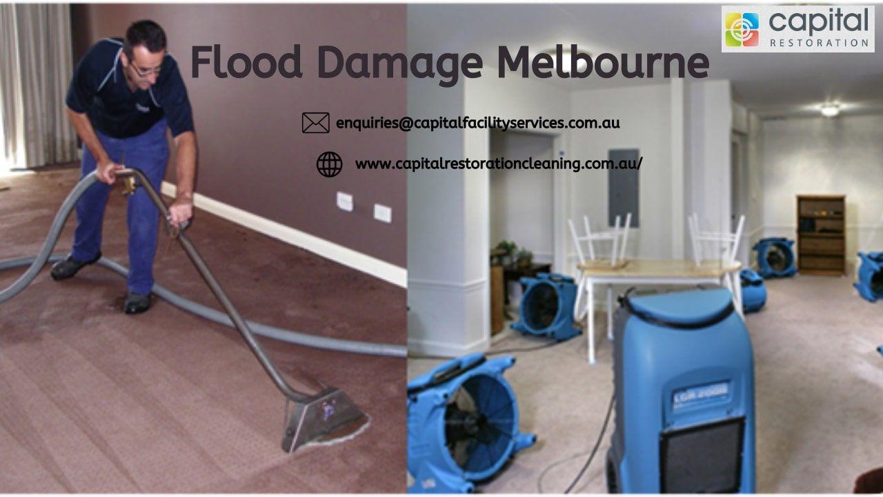 Pin on Flood Damage Restoration Melbourne
