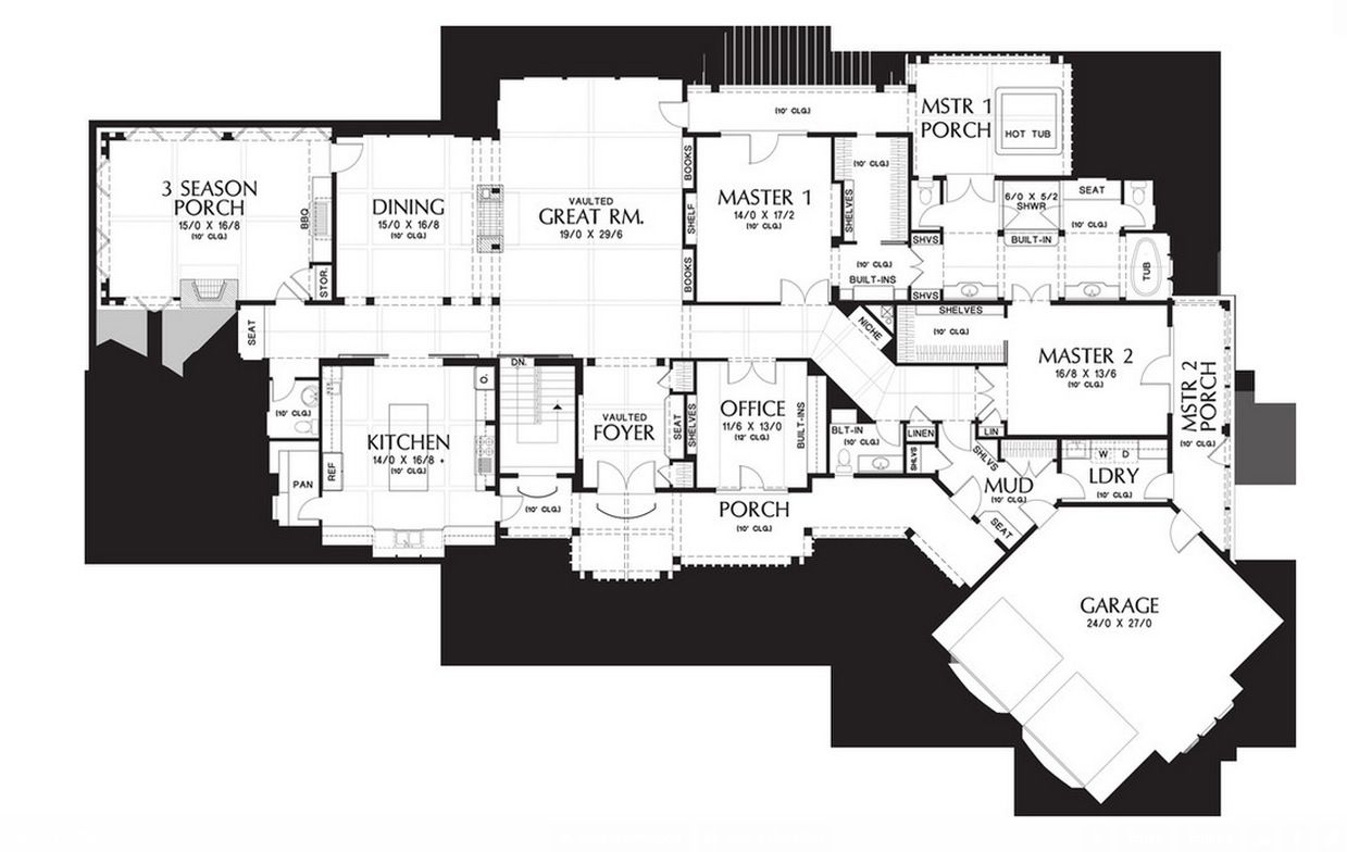 10 Floor Plan Mistakes And How To Avoid Them In Your Home Floor Plans Home Design Floor Plans Architectural House Plans