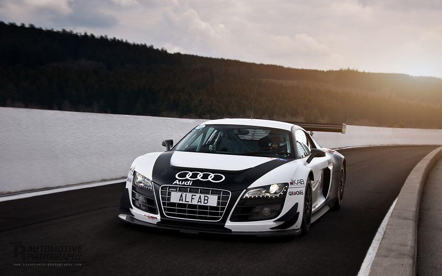 Audi R8 LMS GT3 by Thomas van Rooij on 500px