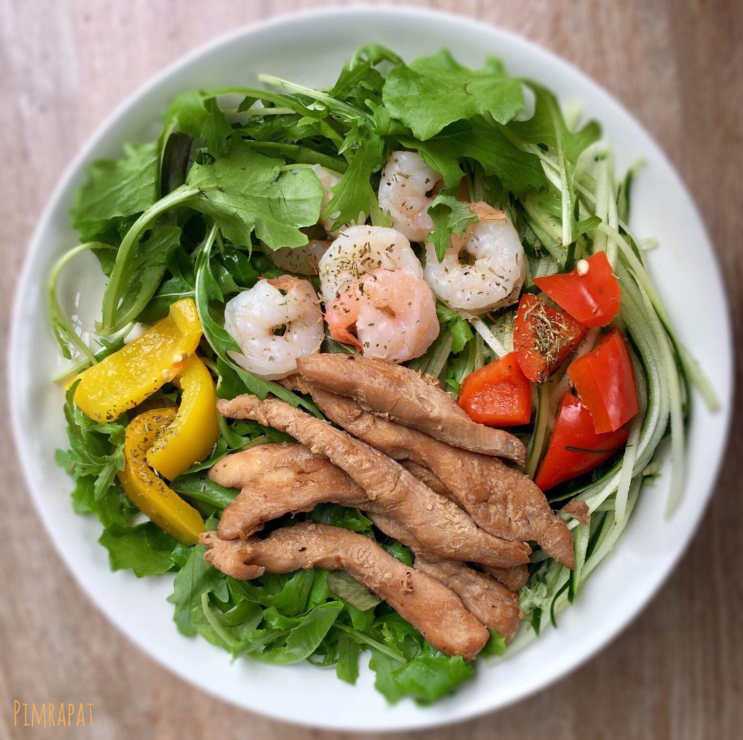 เมนูอาหารโปรตีนสำหรับการลดน้ำหนัก