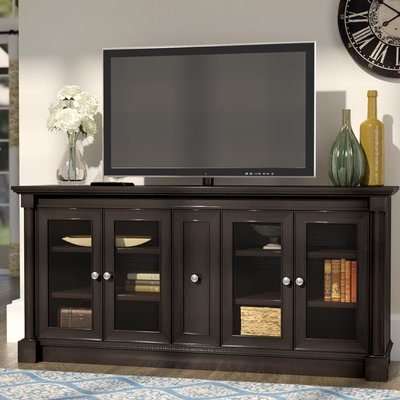 Three Posts Henley 70 Tv Stand Color Wind Oak Products