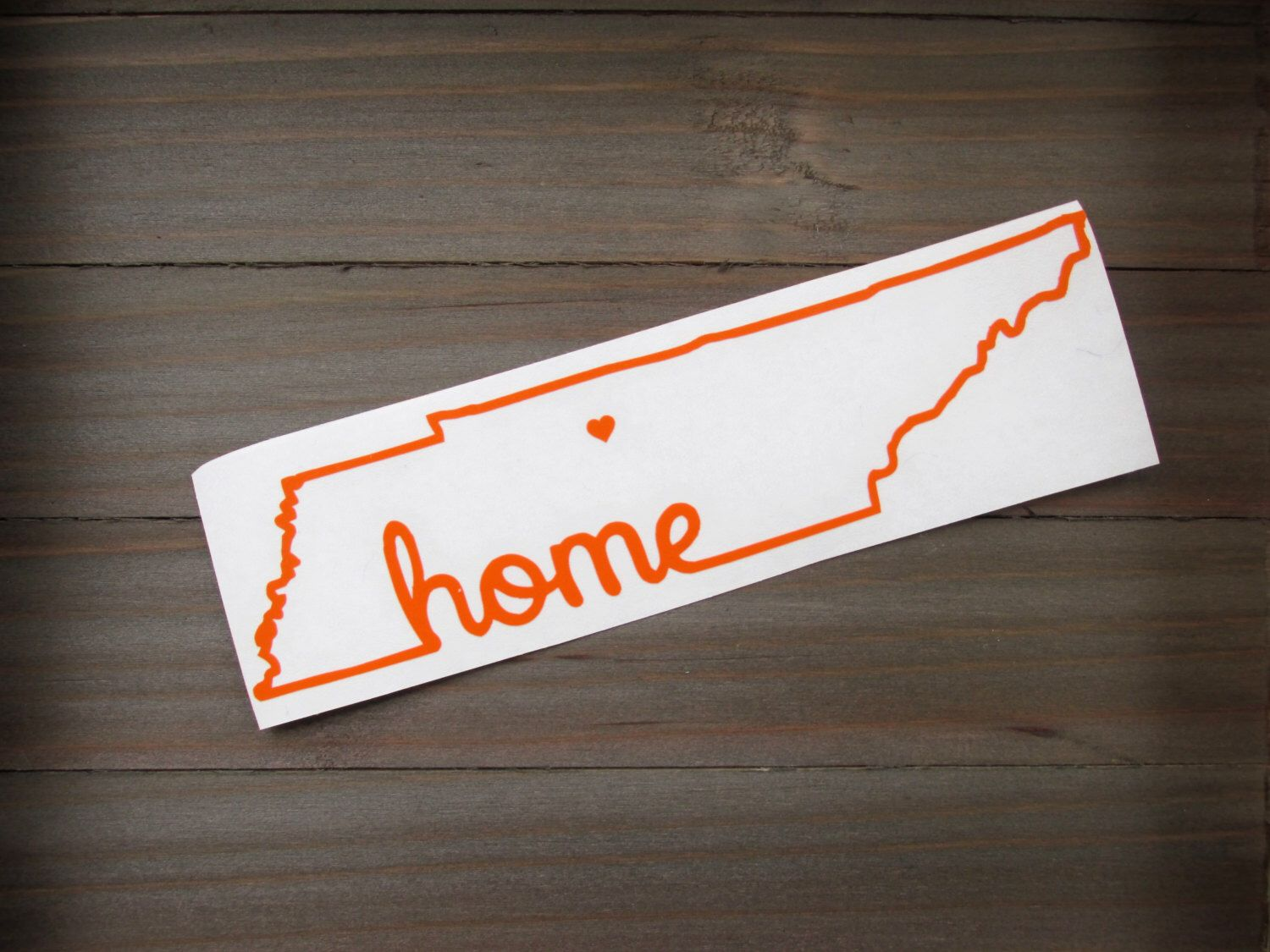 Tennessee State Decal Home Decal Tennessee Home Decal