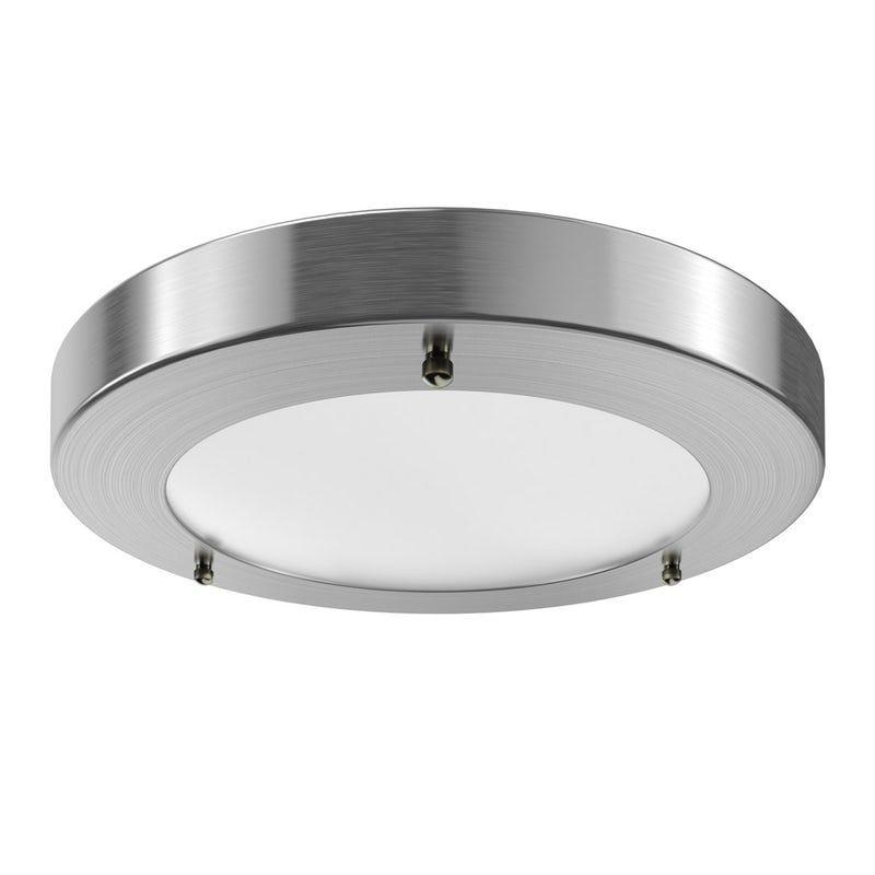 Forum Llum Large Round Flush Bathroom Ceiling Light Bathroom Ceiling Light Ceiling Lights Glass Diffuser