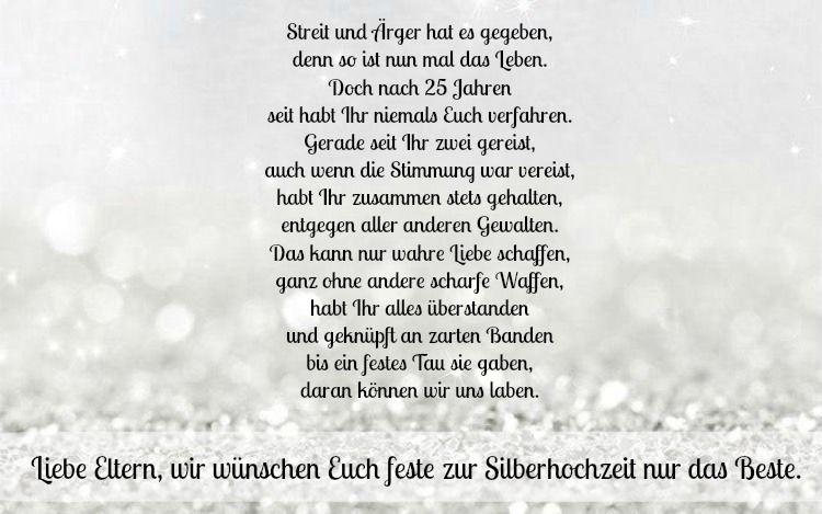 Dekoration 30 Sprüche Zur Silberhochzeit Glückwünsche Und Bilder