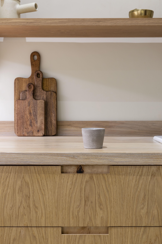 Natural Oak Wood Kitchen in 2020 Wood kitchen, Ikea
