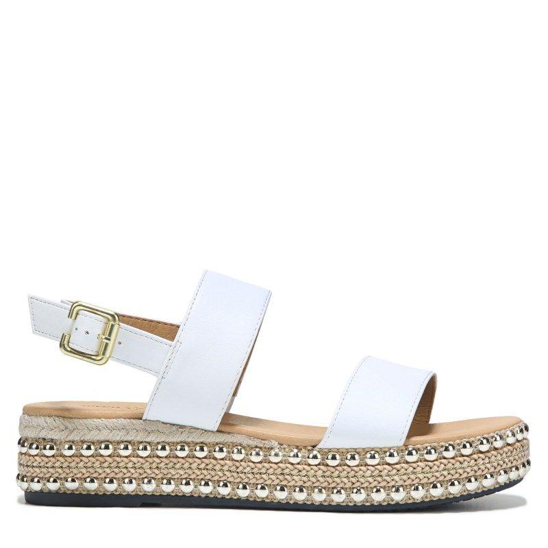 82fa582e8a85 Seven Dials Women s Bernice Sandals (White)