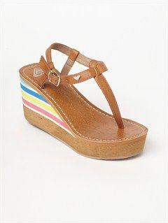 94ec04c1c TANBayou Sandals by Roxy - FRT1 Girls Sandals