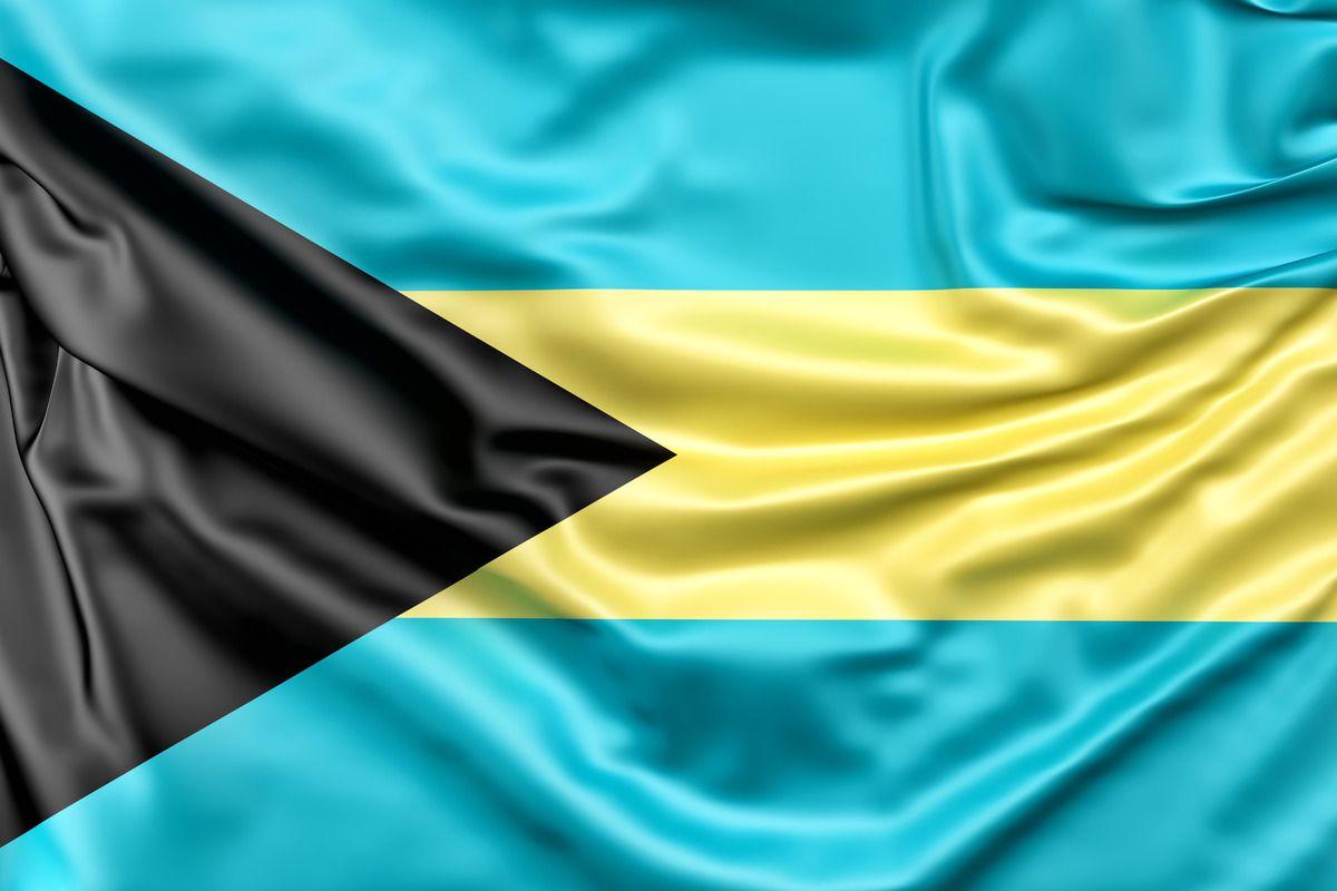 Flag Of Bahamas Free Stock Illustrations Bahamas Free
