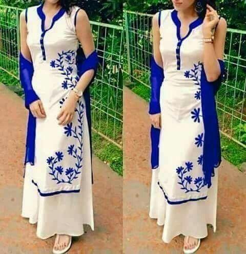 9a7f8b7206 Punjabi Fashion, Indian Fashion, Punjabi Salwar Suits, Patiala Suit,  Anarkali Suits,