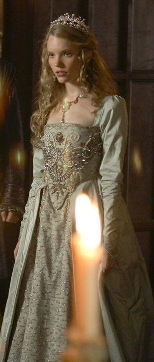 Katherine Howard Meeting Dress