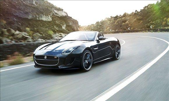 2014 Jaguar F-TYPE (© Jaguar Land Rover North America, LLC)   Car