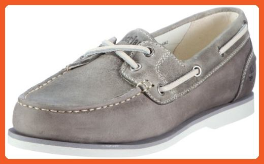 98ee5b530c85db Timberland Women's Amherst Boat Shoe,Grey,7 D US - Loafers and slip ons for  women (*Amazon Partner-Link)