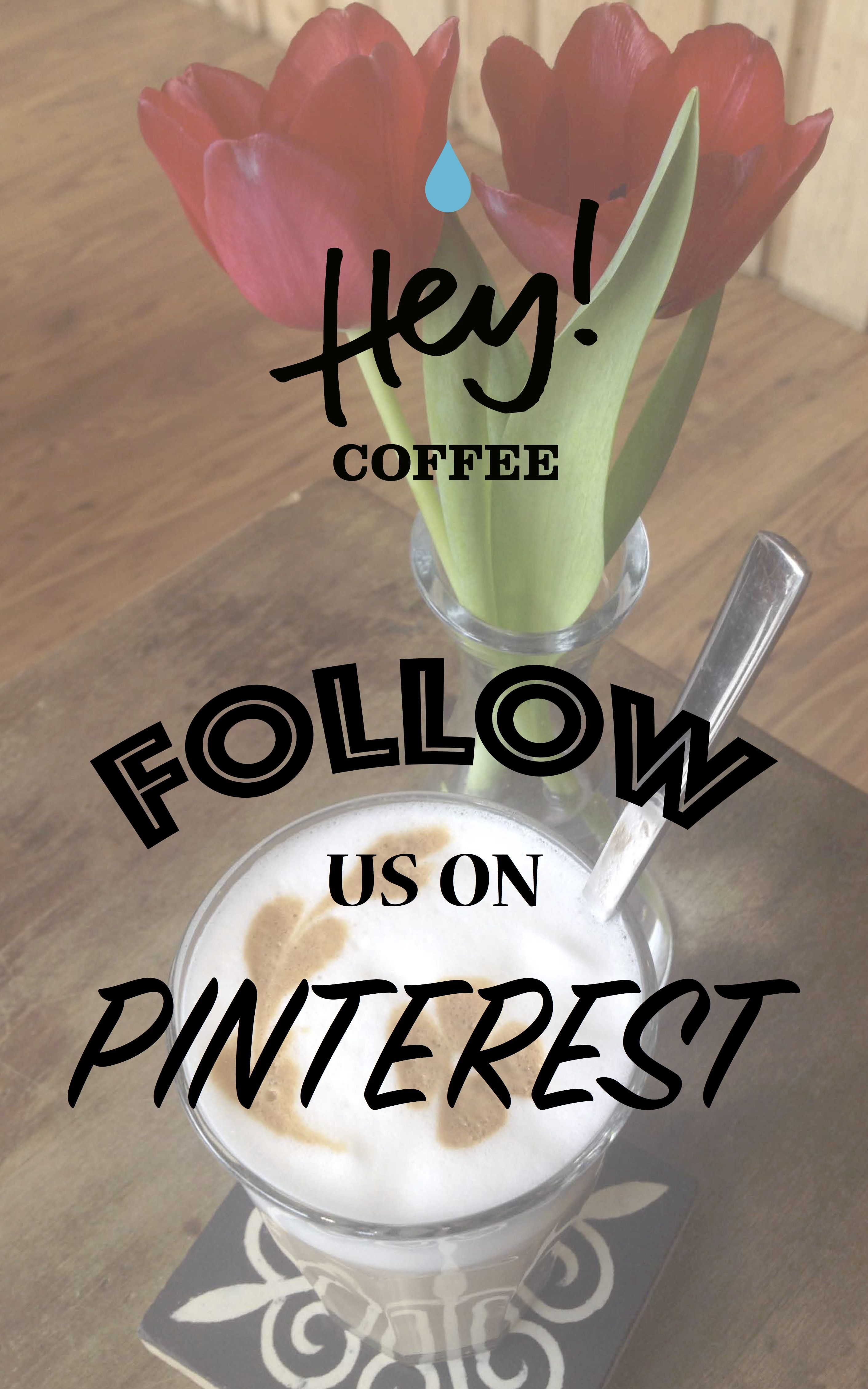Don´t ask - Just follow us. We have the coffein you need... :-)