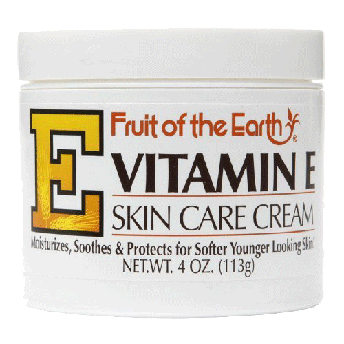 Fruit Of The Earth Cream 113gm Vitamin E Skin Care Cream Skin Cream Best Skin Cream