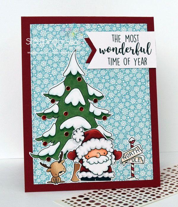 Stamping Bella Santa's Gifts에 대한 이미지 검색결과
