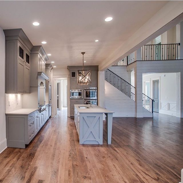 Open Heart Kitchen: Ready To Move In... Thoughts? By @chandelierdevelopment