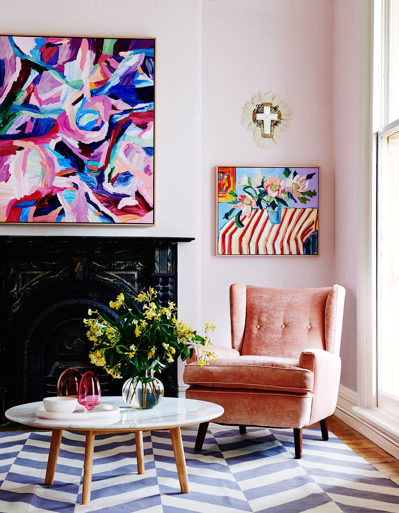 Resultado de imagem para australian paint artist helen mccullagh