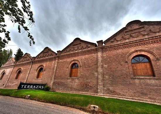 Terrazas De Los Andes Mendoza Argentina Wine Signs Wine Tourism House Styles