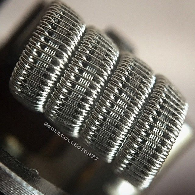how to build a good vape coil