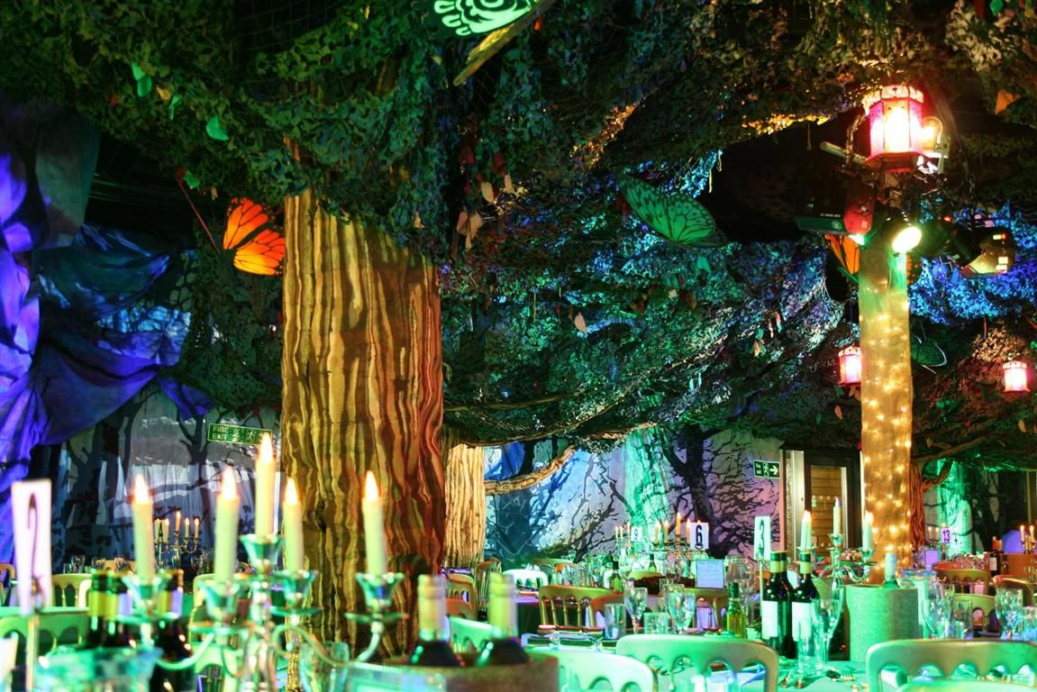 Images For Gt Enchanted Forest Themed Room