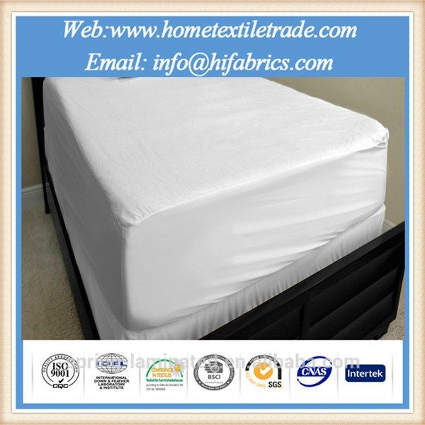 Premium Quality Hypoallergenic Bamboo Quilted Fitted Waterproof Baby Crib Mattress Pad Cover In Kuala Selangor Mattress Covers Mattress Waterproof Mattress
