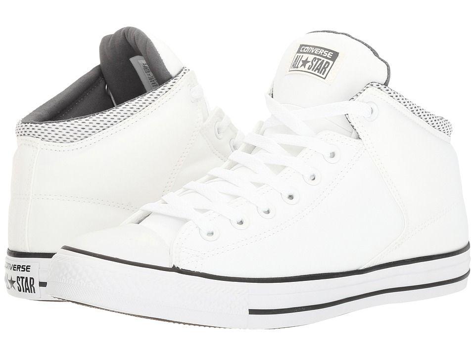 Mens 12 Classic Converse Allstar Black and White