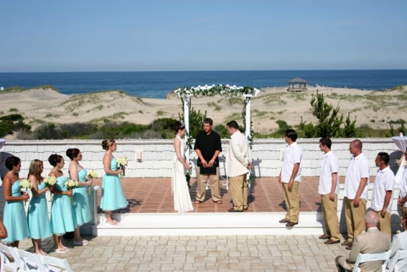 Luxury Outer Banks Beach Wedding Venues
