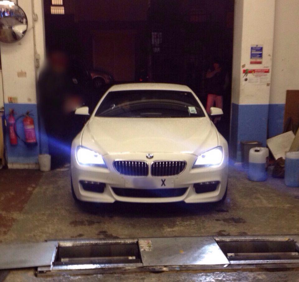 2012 BMW 640D Coupe.   UK Car Spotting   Pinterest   Cars