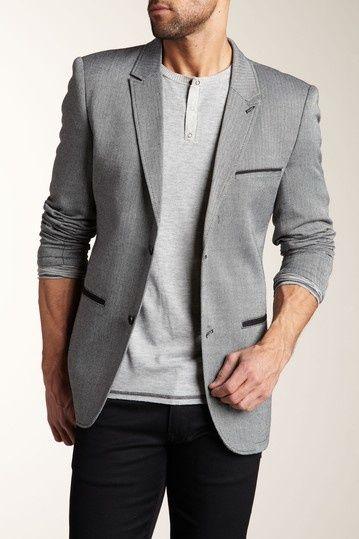 Saco sport versu00e1til para cualquier ocasiu00f3n. | Pinterest | Man style Fashion suits and Man outfit