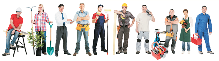 There are already different kinds of jobs existing