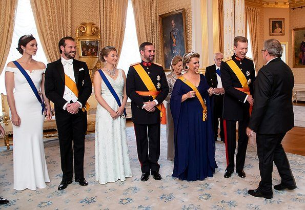 Reception 2018 Luxembourg National Day Celebrations