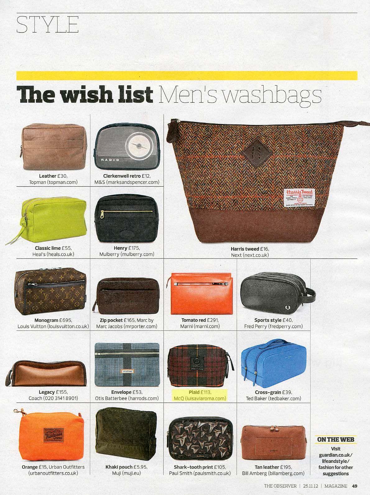 The Observer Magazine 25.11.12