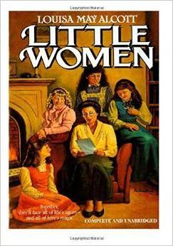 The novel follows the lives of four sisters—Meg, Jo, Beth
