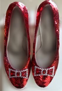 Ruby Slipper Wedding Shoes You Can Get Them At Princesspumps