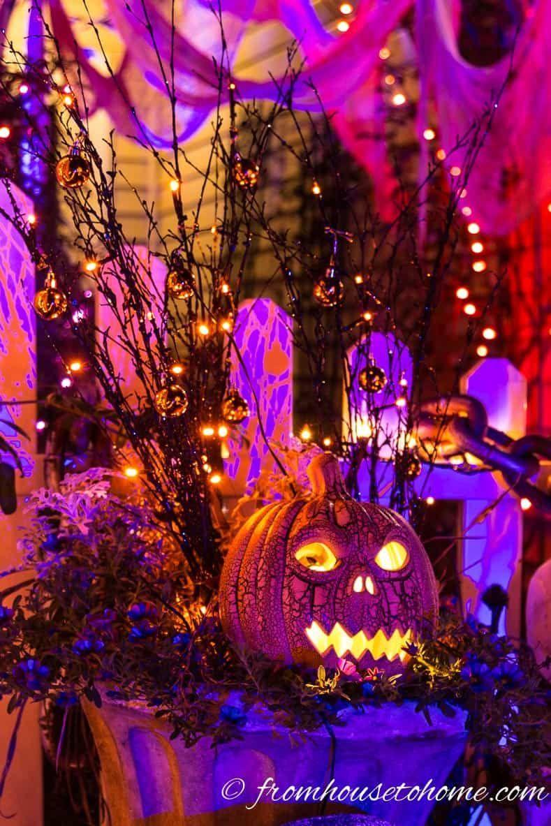 Pin on Halloween Decorations