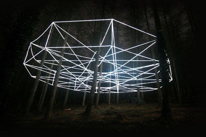 EL wire art installation - Google Search | ARTE CONCEITUAL ...