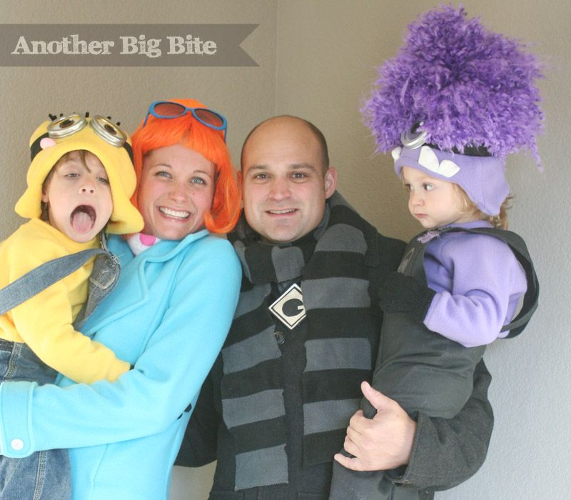 Another Big Bite - Despicable Me Costumes  sc 1 st  Pinterest & Another Big Bite - Despicable Me Costumes | Fall u0026 Thanksgiving ...