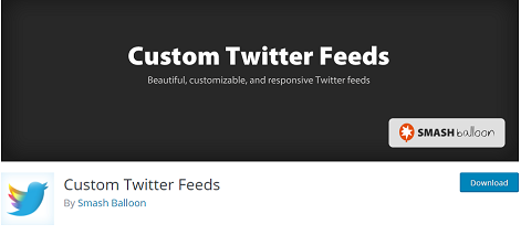 Twitter plugins for WordPress