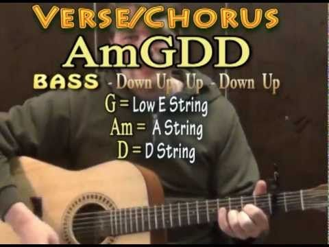 Wicked Game Chris Isaak Guitar Lesson Easy Strum Chord Licks