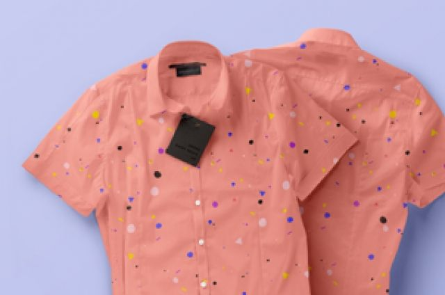 This Is The Second Volume Of Our Psd Short Sleeve Dress Shirt With