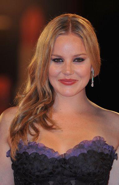 AustralianActress Abbie Cornish ...  hollywood celebrity...   .