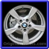 BMW 135I 2013 Wheels & Rims Hollander #71504 #BMW #135I #BMW135I #2013 #Wheels #Rims #Stock #Factory #Original #OEM #OE #Steel #Alloy  #Used