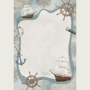 Stationery: sea 0004 - Summer - Stationery - Gift & Card - Canon CREATIVE PARK