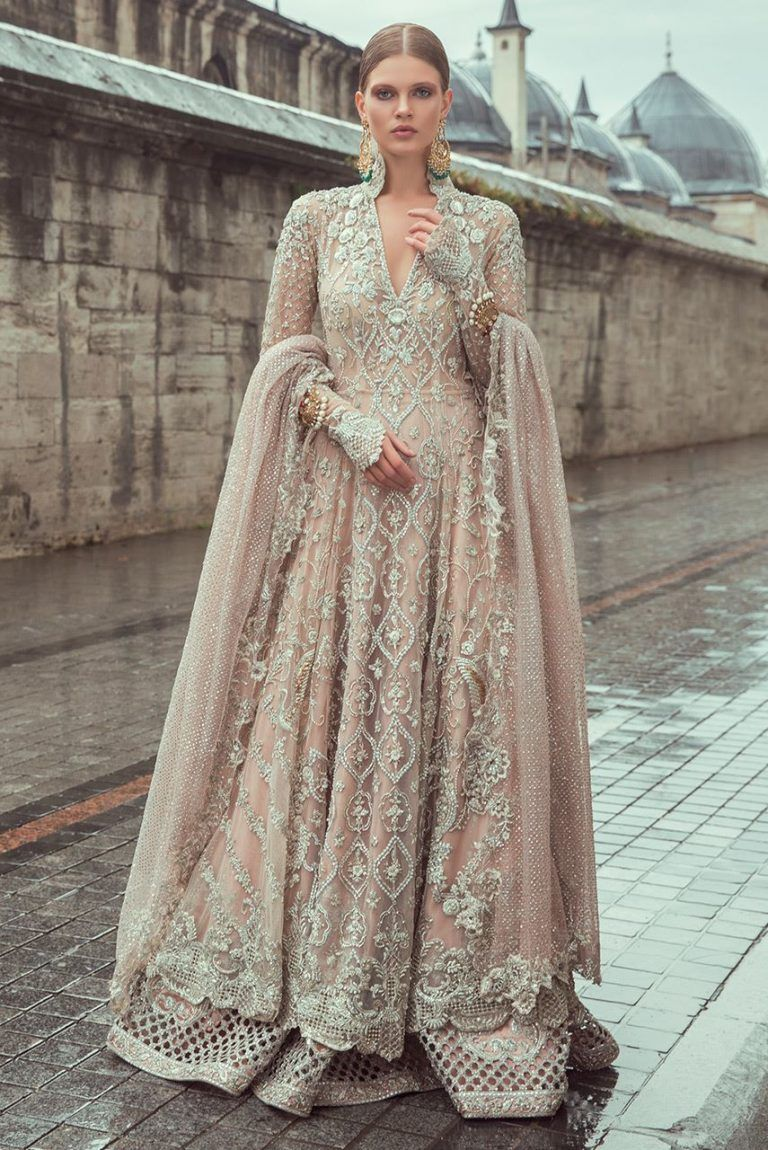 d351c62be Samarkand Bridal Wear Collection 2018 by Sania Maskatiya ...