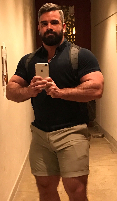 bear man sex