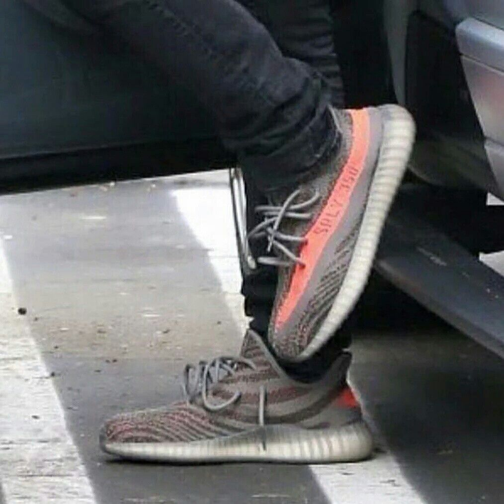 aa08d6e8863 Beluga Yeezy Boost 350 V2 worn out by Kanye. Releasing 24th Sept - The FIRST