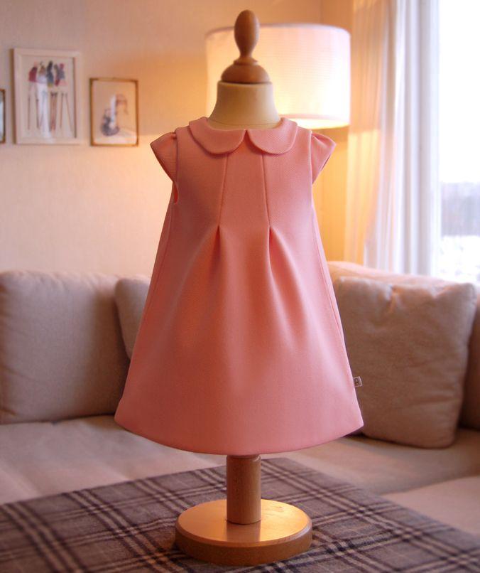 Ingrid Riddervold Ellinor dress